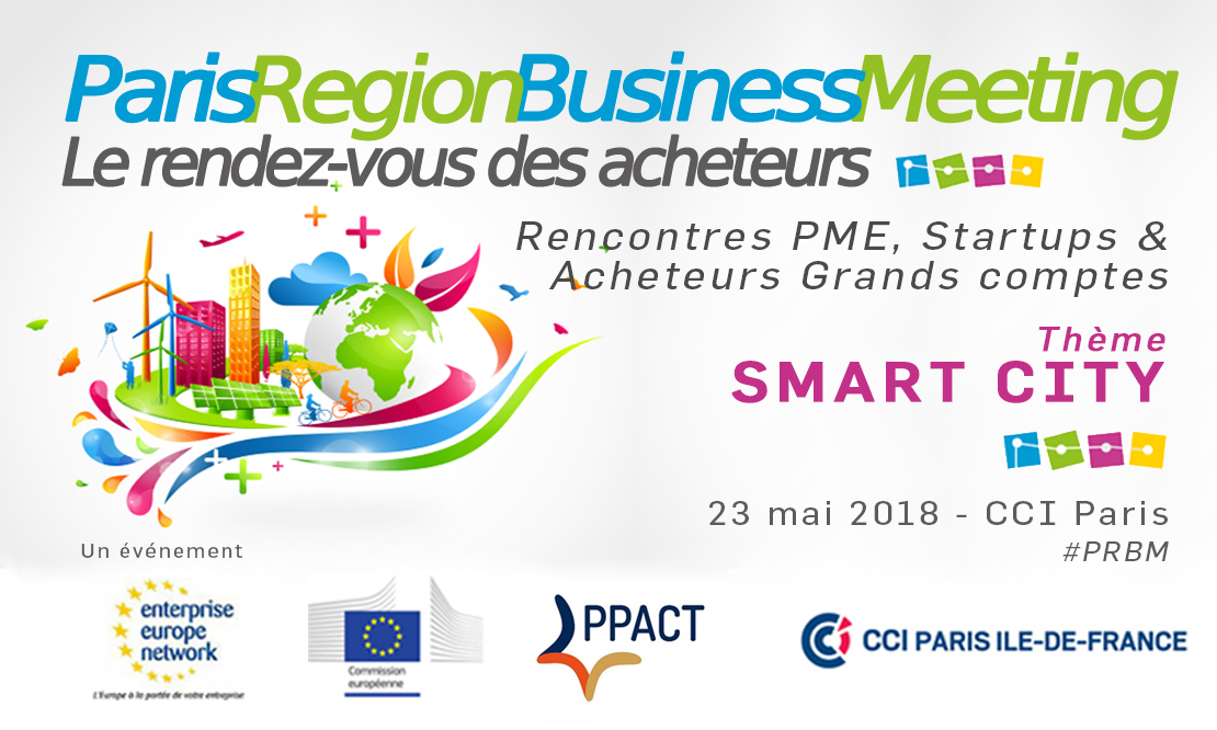 Paris Region Business Meeting