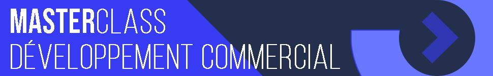 MasterClass Développement Commercial