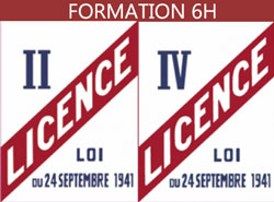 logo formation vente boissons 6 heures