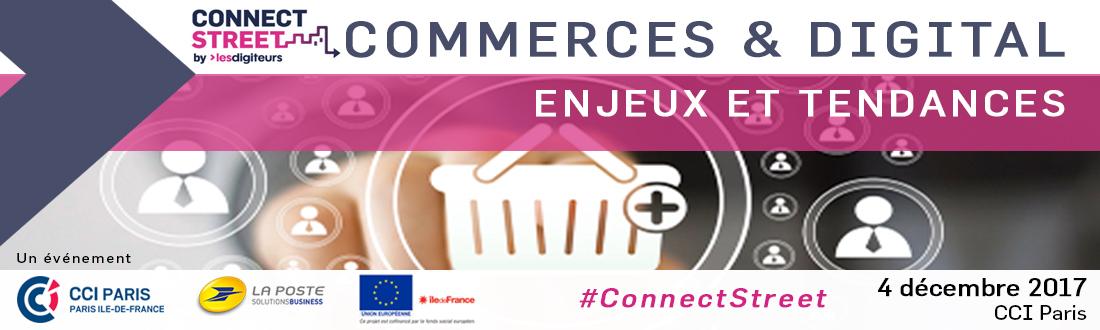 Connect Street by Les Digiteurs - CCI 75