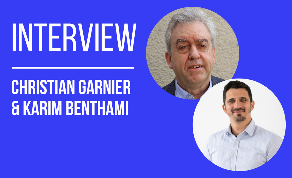 Interview Christian Garnier et Karim Benthami