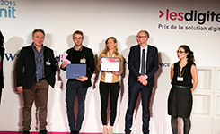 Prix les Digiteurs 2016 catégorie Marketing : Pitchy