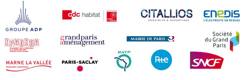 logos partenaires CCIBGP