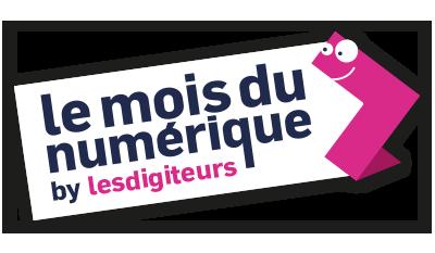 Le mois du numérique 2018, par Les Digiteurs (CCI Paris)
