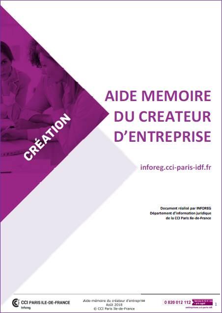 7c4ebb5a78a Aide-mémoire du créateur - 2018 - guide téléchargeable PDF