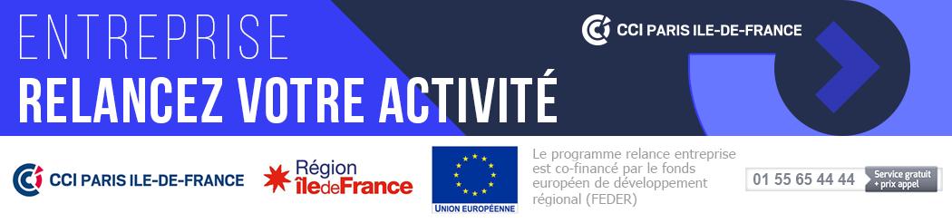Programme Relance entreprise - Fonds Européens Structurels d'Investissements